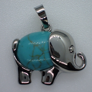 Cute Elephant Pendants