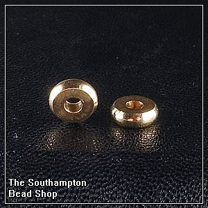 Champagne Gold Spacers