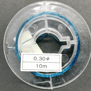 0.3mm Copper Wire-Blue