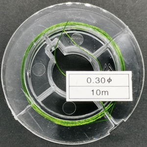0.3mm Copper Wire-Green
