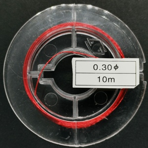 0.3mm Copper Wire-Red