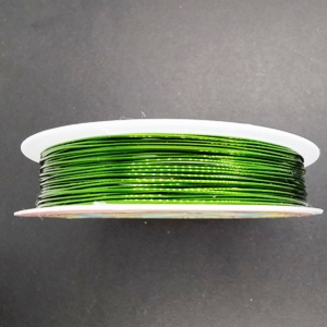 0.6mm Copper Wire-Green