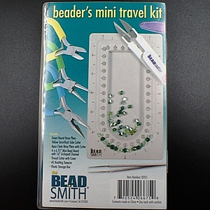 Bead Smith Beader's mini travel kit