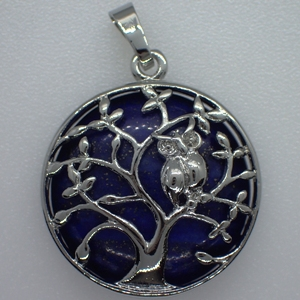 Filigree Tree & Owl-01