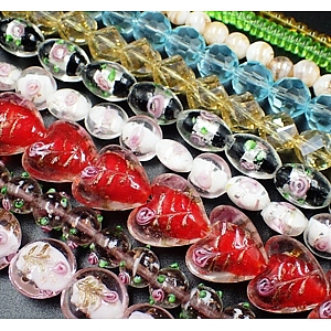 Lampwork & Glass Beads Bundle