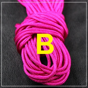 Macrame Cord - 1.8mm Hot Pink