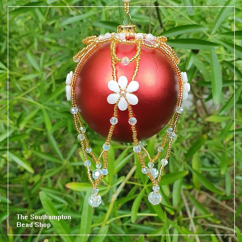 Project Kit – 3011 Christmas Bauble 003