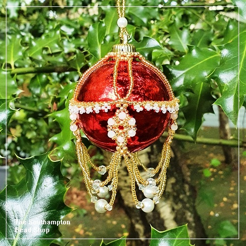 Project Kit – 3013 Christmas Bauble 005