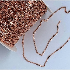 Chain Rose Gold - 1