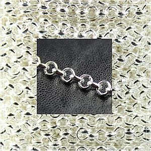 Chain-Silver Plated-12